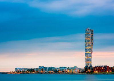 Pohjoismaiden korkein rakennus pyörii Fidelixillä